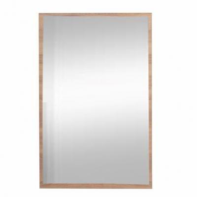 Fali tükör konzolasztalhoz, 55x85 cm, sonoma tölgy - EPURE